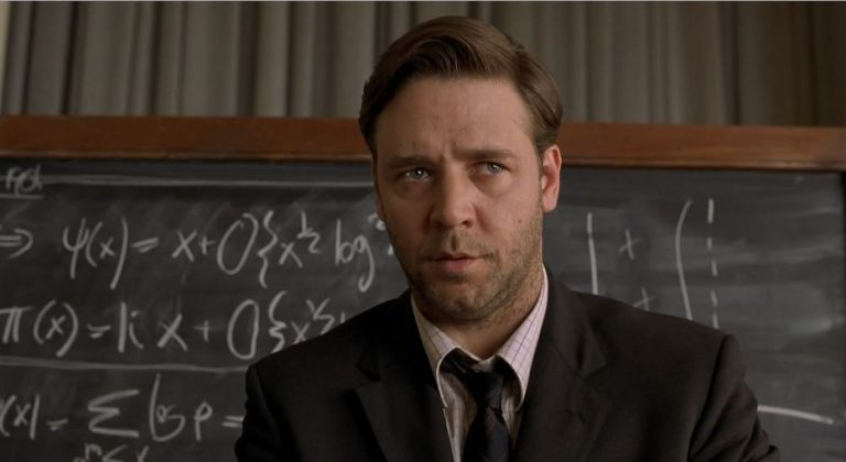 A beautiful mind, 2001