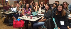Girls in Tech bootcamp